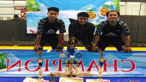 Kompetisi Olahraga Mahasiswa II yang diadakan oleh Universitas Muhammadiyah Banjarmasin