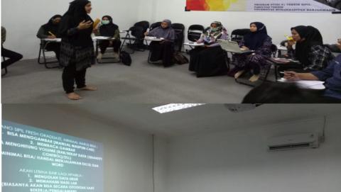 Pembekalan Untuk Calon Wisudawan/Wisudawati Program Teknik Sipil Fakultas Teknik UM Banjarmasin.